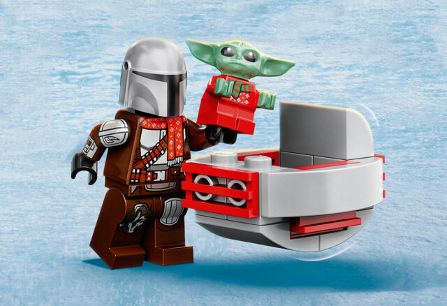 LEGO 75307 Star Wars Advent Calendar 2021 Mandalorian