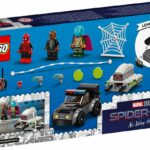LEGO 76184 Spider-Man vs. Mysterio