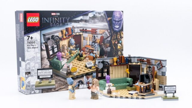 LEGO 76200 Bro Thor's New Asgard