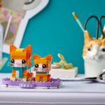 LEGO BrickHeadz 40480 Ginger Tabby