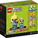 LEGO BrickHeadz 40481 Cockatiel