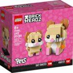 LEGO BrickHeadz 40482 Hamster