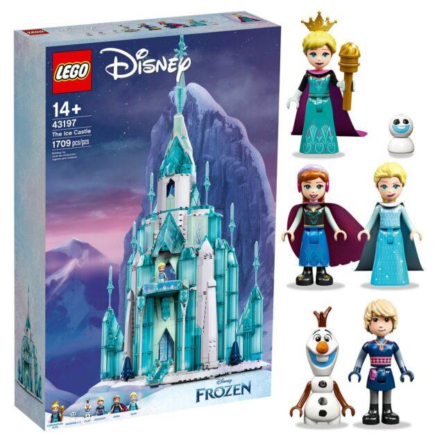 LEGO Disney 43197 The Ice Castle