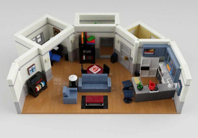 LEGO Ideas Brent Waller Seinfeld