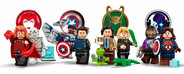 LEGO Marvel 71031 CMF 2021
