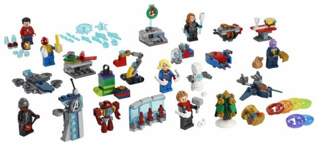 LEGO Marvel 76196 Advent Calendar 2021