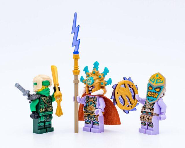LEGO Ninjago 2021 The Island