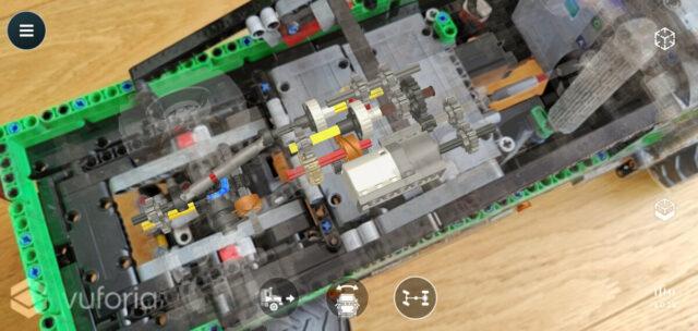 LEGO Powered Up 42129 Zetros