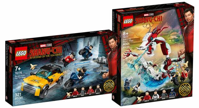LEGO Shang Chi 2021