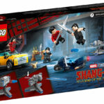 LEGO Shang-Chi 76176 Escape From The Ten Rings