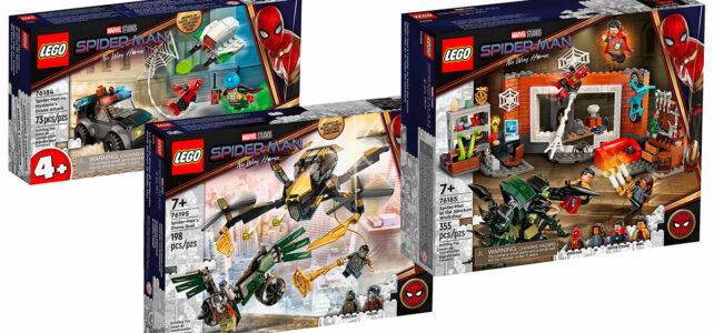 LEGO Spider-Man No Way Home 2021