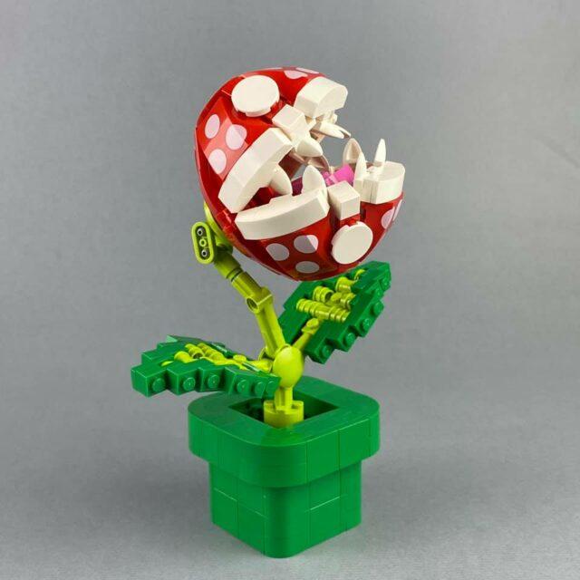 LEGO Super Mario Piranha Flower