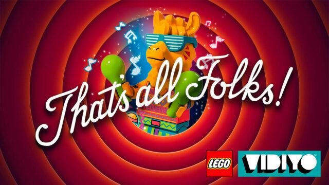 LEGO VIDIYO fini