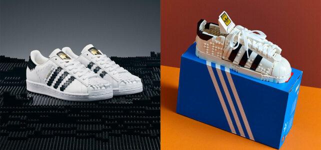 LEGO VIP : un ensemble de collection LEGO adidas Superstar à gagner