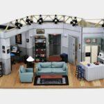 Mini Seinfeld Living Room
