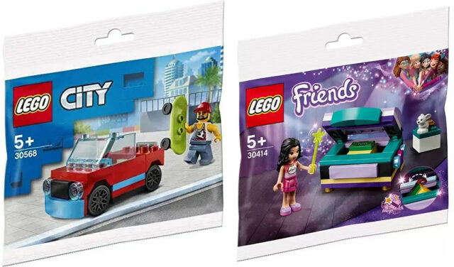 Polybags LEGO City 30568 Friends 30414
