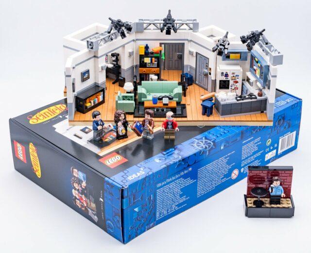 Review LEGO Ideas 21328 Seinfeld