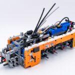 Review LEGO Technic 42128 Heavy-duty Tow Truck