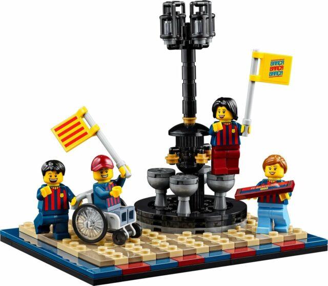 LEGO 40485 FC Barcelona Celebration