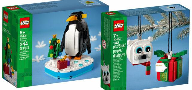 LEGO 40494 40498