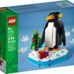 LEGO 40498 Christmas Penguin