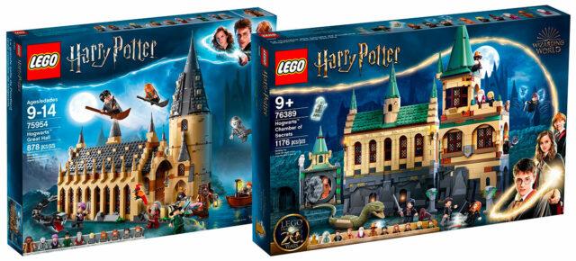 LEGO Harry Potter 75954 76389