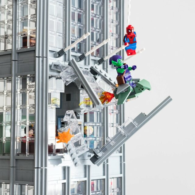 LEGO 76178 Daily Bugle Green Goblin