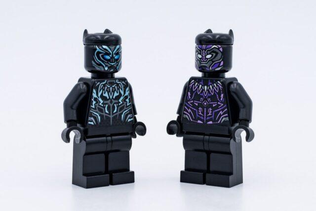 LEGO 76186 Black Panther 2021