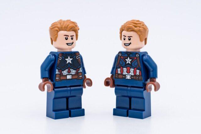 LEGO 76189 76192 Captain America 2021
