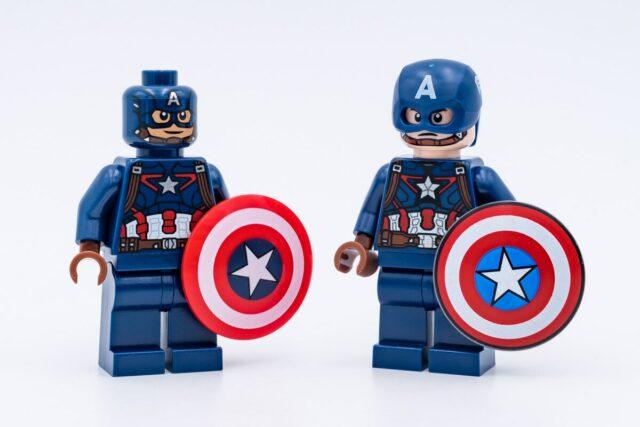 LEGO 76189 Captain America Age of Ultron