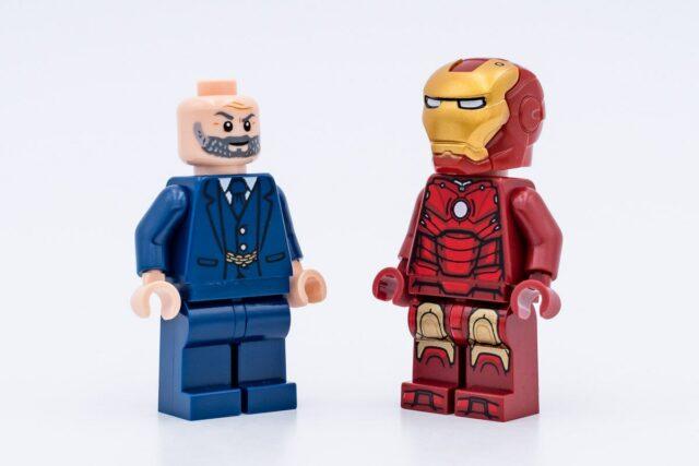 LEGO 76190 Iron Man 2021
