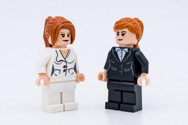 LEGO 76190 Pepper Potts 2021
