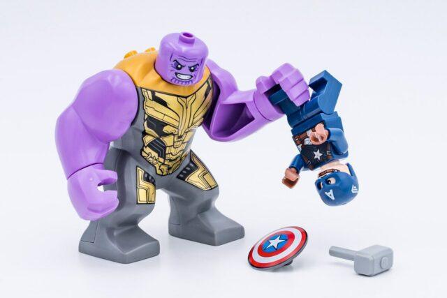 LEGO 76192 Thanos 2021