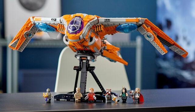 LEGO 76193 Benatar