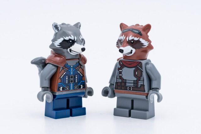 LEGO 76193 Rocket Racoon 2021