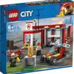 LEGO City 77943 Fire Station Starter Set