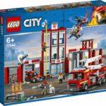 LEGO City 77944 Fire Station Headquarters