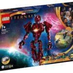 LEGO Eternals 76155 In Arishem's Shadow
