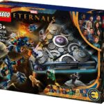 LEGO Eternals 76156 Rise Of Domo