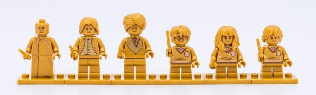 LEGO Harry Potter 2021 20th anniversary