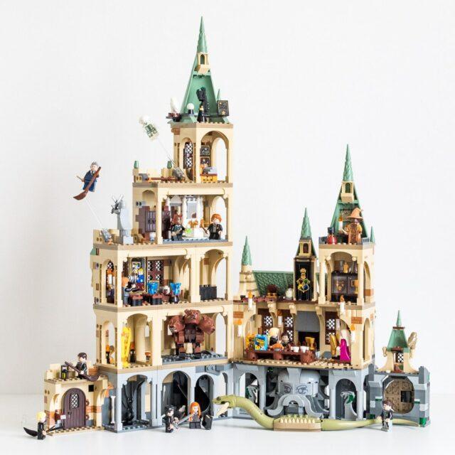 LEGO Harry Potter 2021 Poudlard Hogwarts