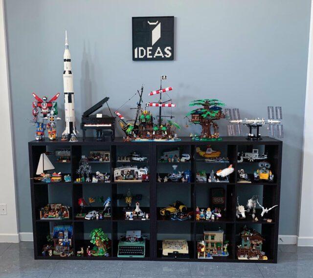 LEGO Ideas collection