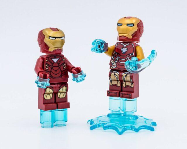 LEGO Iron Man Endgame 2021