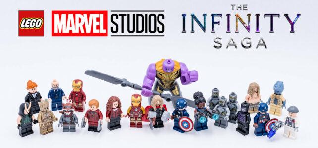 LEGO Marvel Infinity Saga 2021