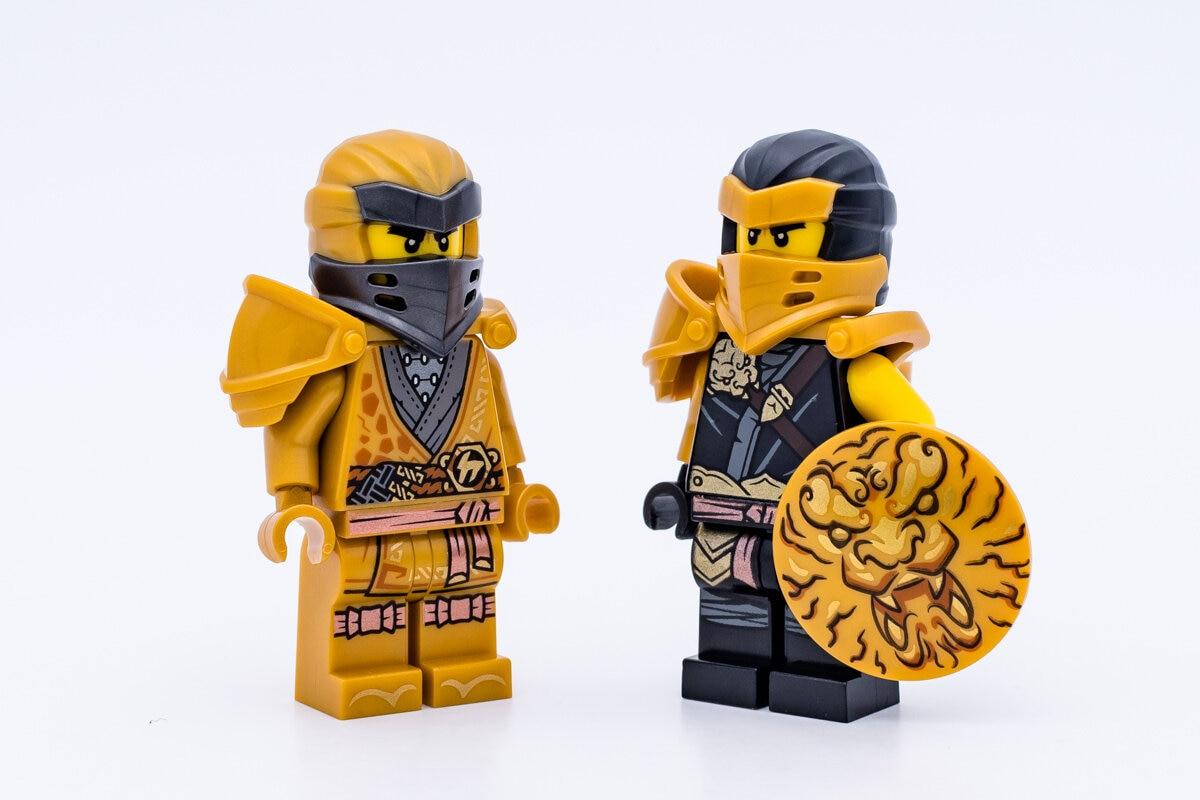 LEGO Ninjago 2021 Golden Cole