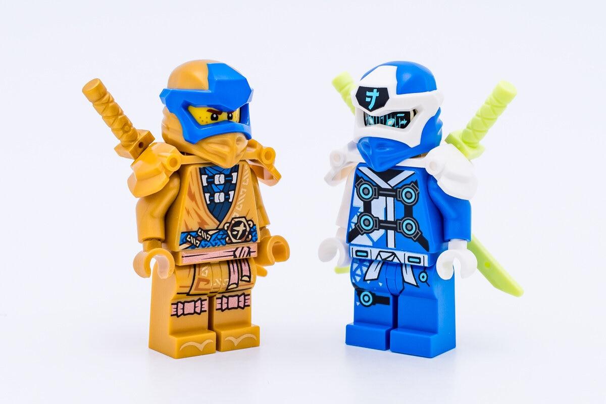 LEGO Ninjago 2021 Golden Jay