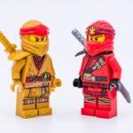 LEGO Ninjago 2021 Golden Kai