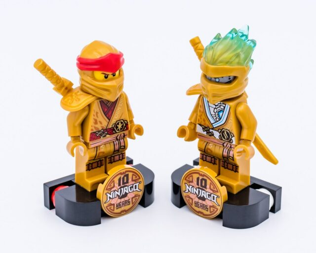 LEGO Ninjago 2021 Golden Kai Zane