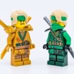 LEGO Ninjago 2021 Golden Lloyd