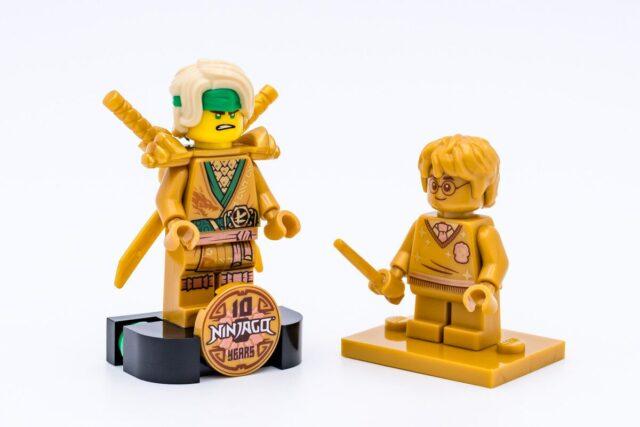 LEGO Ninjago 2021 Golden Lloyd Harry Potter